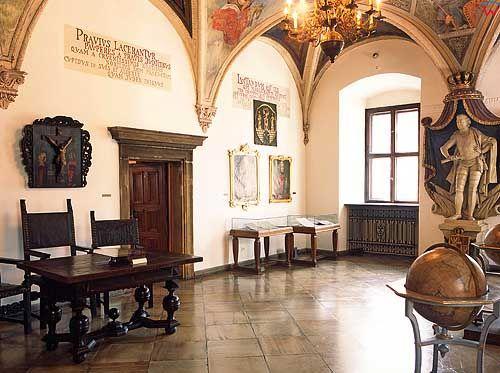 Sala Odrodzenia w poznańskim ratuszu