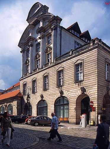 Stare misto w Poznaniu