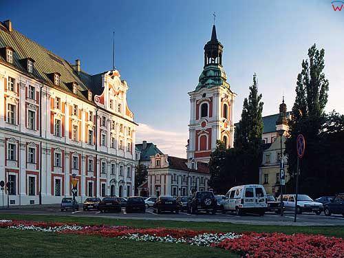 Poznań stare misto