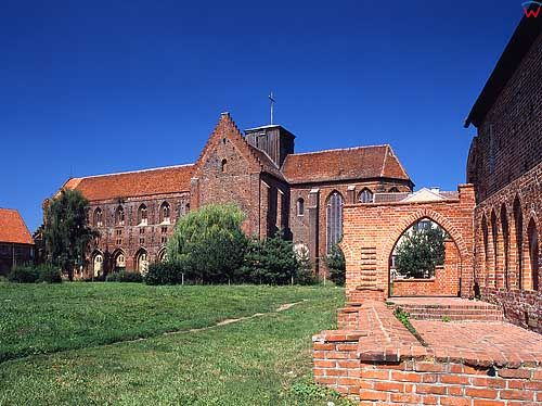 Kościół Cystersów w Kołbaczu