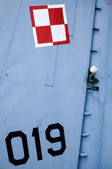 Miroslawiec, Pomnik ofiar katastrofy samolotu CASA  C-295 M z dnia 28.01.2008. EU, Pl, Zachodniopomorskie.