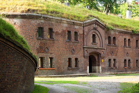 Swinoujscie, Fort Wschodni Gerharda. EU, Pl, Zachodniopomorskie.