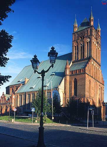 Szczecin, kościół