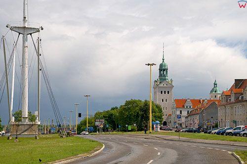 Zachodniopomorskie, Szczecin, Zamek Ksiazat Pomorskich.