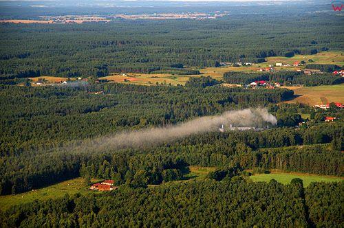 LOTNICZE. Polska, warm-maz. Okolica Olsztyna.