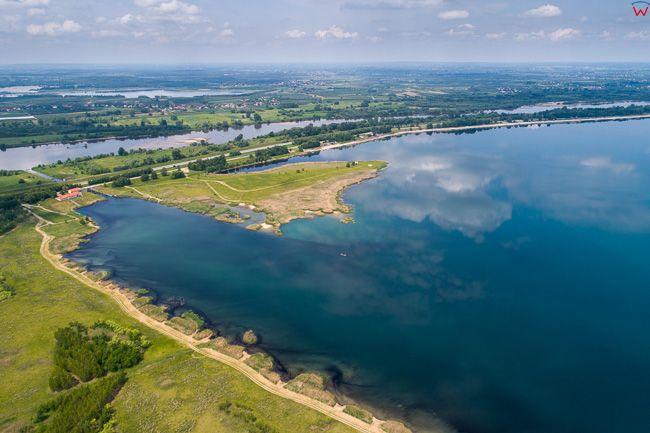 Tarnobrzeg, jezioro Tarnobrzeskie