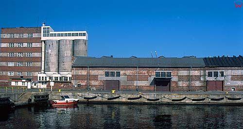 Gdynia, port, kaszarnia