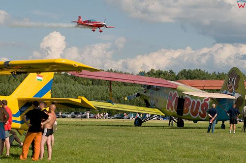 Warm - Maz. Piknik lotniczy Olsztyn - Dajtki lipiec 2009 r.