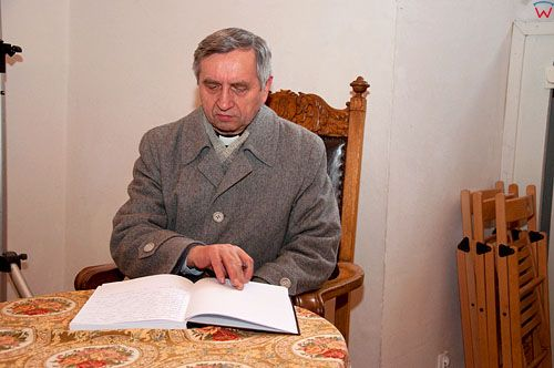 Uroczystosci pogrzebowe Mikolaja Kopernika na olsztynskim zamku 16.03.2010 r.