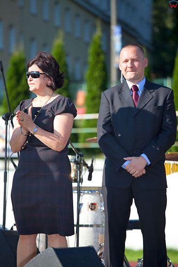 Mecz Charytatywny Fundacji Spelnionych Marzen. Olsztyn 11-09-2011 r.