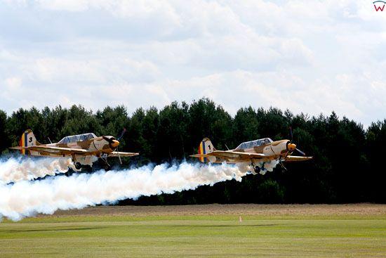 Jakowlew Jak-52TW. EU,Pl, warm-maz.