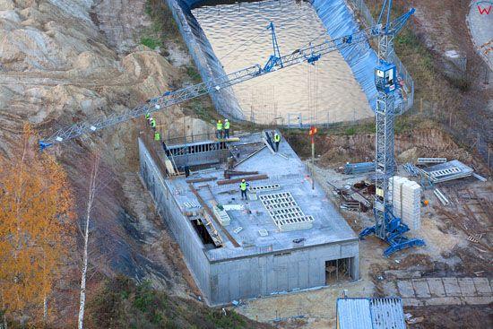 Termy Warminskie. Budowa z dn. 29-10-2012 r. EU, Pl, warm-maz. Lotnicze.