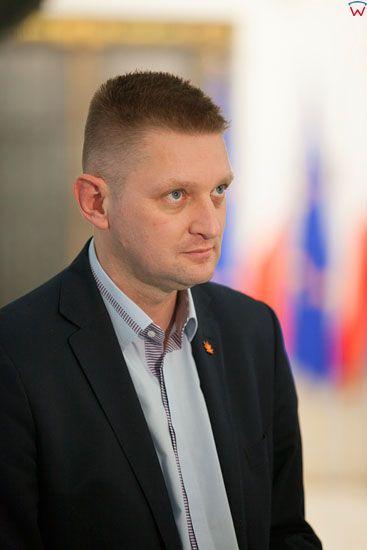 Andrzej Rozenek - poseł na Sejm RP VII kadencji.
