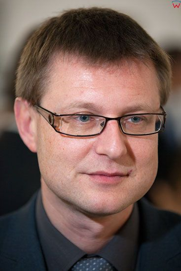 Artur Dunin - poseł na Sejm VI i VII kadencji.