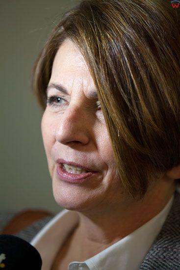 Julia Pitera - poslanka na Sejm V, VI i VII kadencji.
