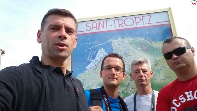 Saint-Tropez (Francja) 16.09.2015