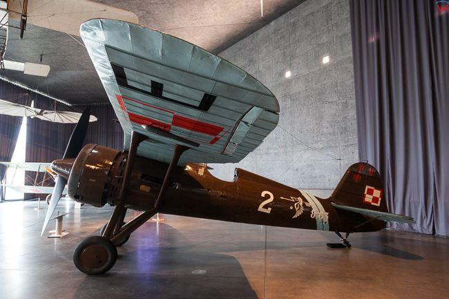 Krakow, Muzeum Lotnictwa Polskiego. EU, PL, malopolskie.