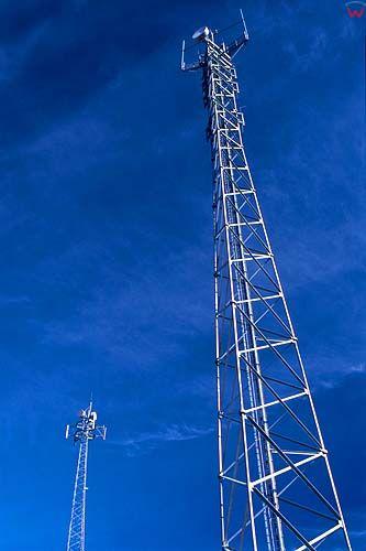 BTS, wieże telefonii komórkowej