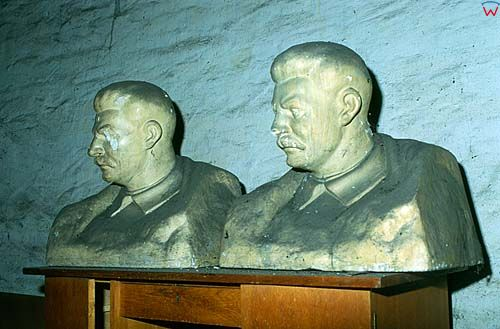 Popiersie Stalina
