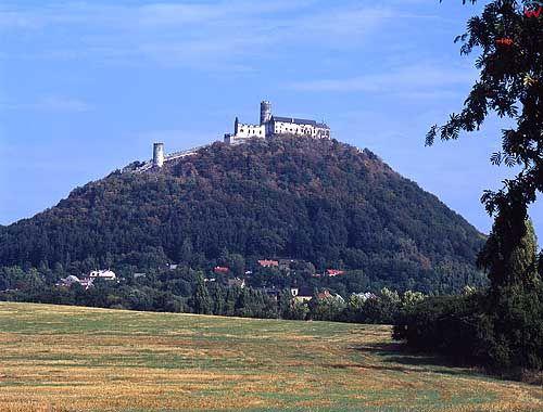 Czechy, zamek Bezdez