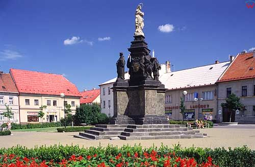 Czechy, Doksy-rynek