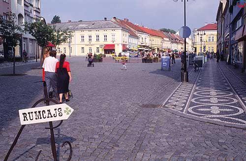 Czechy. Muzeum Rumcajsa w Iczynie