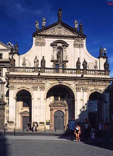 Praga kościól
