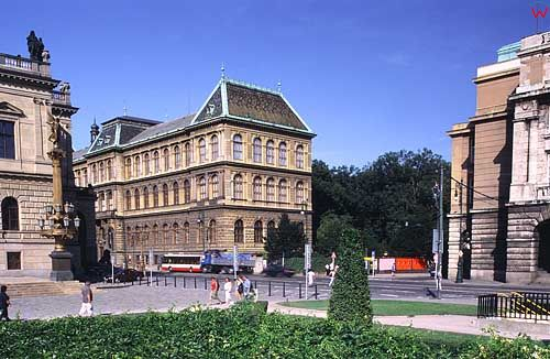 Praga, architektura miasta