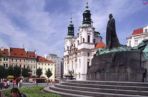 Praga, nowe miasto