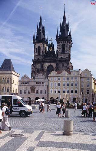 Praga Nowe Miasto