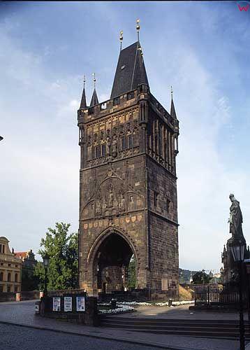 Praga. Mosta Karola