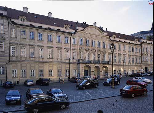 Praga. Hradczany.