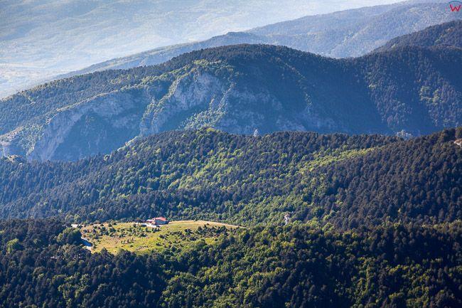 Grecja, Park Narodowy Gory Olimp. EU, PL, Lotnicze