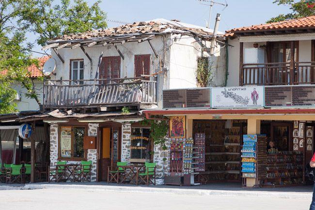 Grecja, Polwysep Chalcydycki - Ouranoupoli. EU, PL,