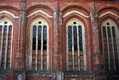 Litwa-Kowno (Kaunas). Kościół św. Jerzego.