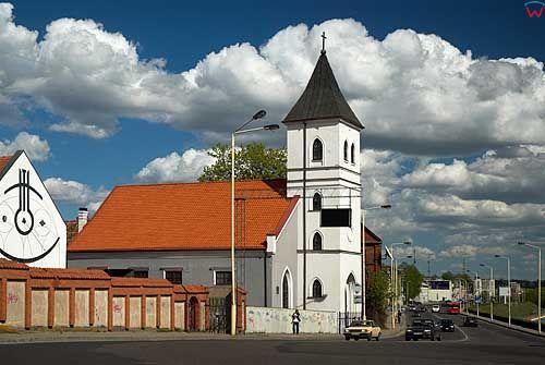 Litwa-Kowno (Kaunas).