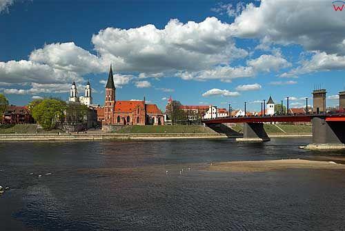Litwa-Kowno (Kaunas). kościół Witolda.