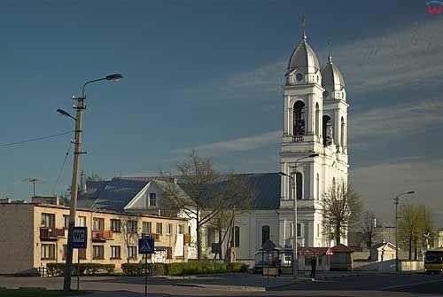 Litwa-Karnipole kościół parafialny.