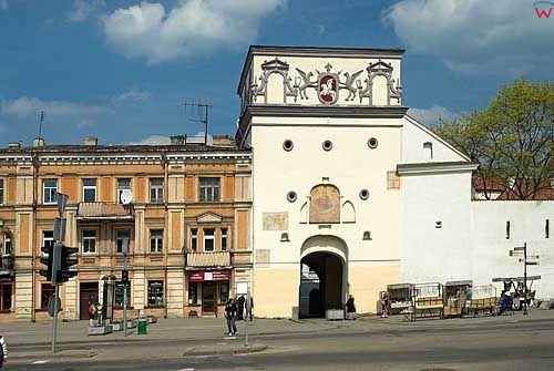 Litwa-Wilno. Ostra Brama.