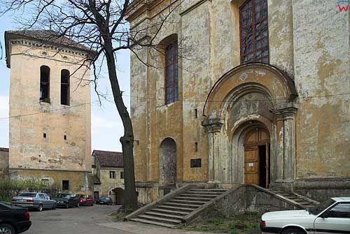 Litwa-Wilno. Cerkiew Bazylianów.