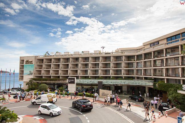 Monaco, 15.09.2015 r.  Hotel Nobu.