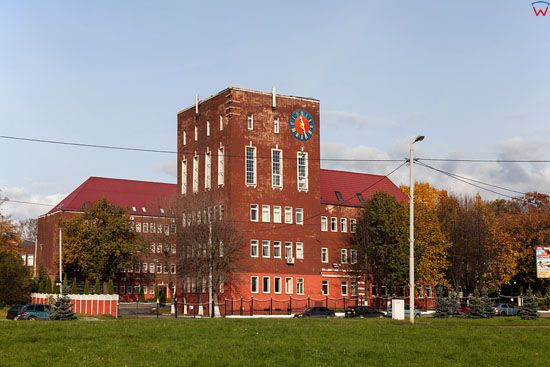 Kaliningrad, Kaliningradzkij Juridiczieskij Institut. EU, Rosja-Obwod Kaliningradzki.