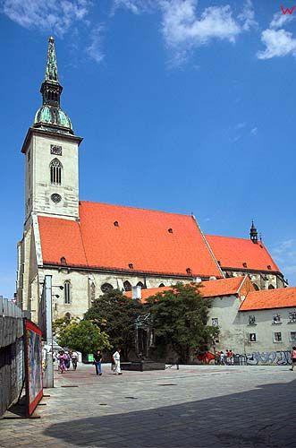 Bratysława katedra