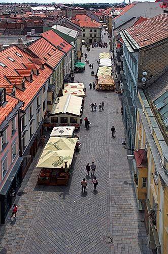 Bratysława ulica michalska