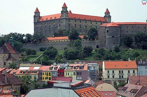 Bratysława wzgórze zamkowe