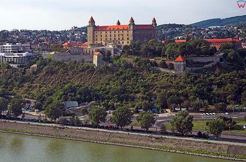 Bratysława, zamek