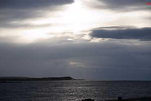 Szkocja-Macduff. Morze Polnocne.