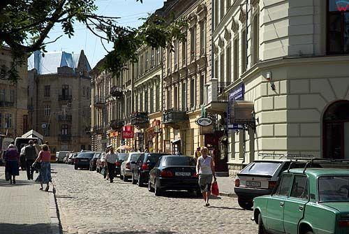 Lwów. Plac Halicki.