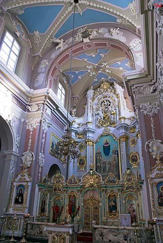 Lwów. Kościół św. Mikołaja obecnie cerkiew prawosławna przy ul Hruszewskiego.