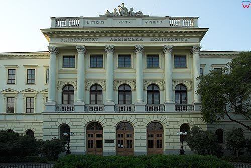 Lwów. Politechnika lwowska, uniwersytet.